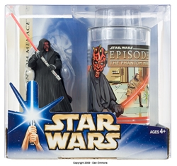 Picture of Star Wars Darth Maul with Cup Saga Collection