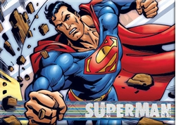 Picture of Superman Rocks Magnet