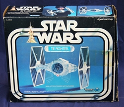 Picture of Star Wars Vintage TIE Fighter with Box