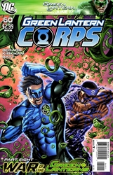 Picture of Green Lantern Corps (2006) #60