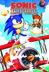 Picture of Sonic the Hedgehog Archives Vol 15 SC