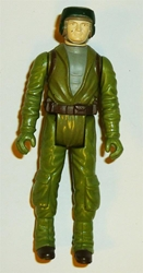 Picture of Star Wars Vintage Rebel Commando Loose Action Figure
