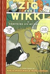 Picture of Zig and Wikki HC Something Ate My Homework