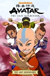 Picture of Avatar Last Airbender Lost Adventures TP