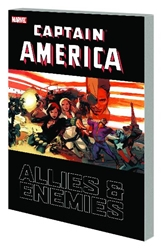 Picture of Captain America Allies and Enemies SC