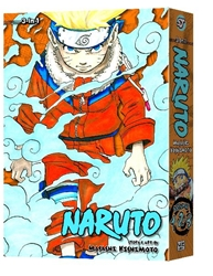 Picture of Naruto 3-in-1 Vol 01 SC