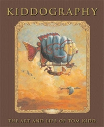 Picture of Kiddography Art and Life of Tom Kidd SC