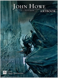 Picture of John Howe Artbook HC