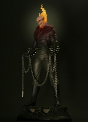 Picture of Ghost Rider Danny Ketch Statue
