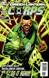 Picture of Green Lantern Corps (2006) #61