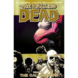 Picture of Walking Dead Vol 07 SC Calm Before (Mr)