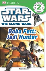 Picture of DK Readers Level 2 Star Wars Clone Wars Boba Fett Jedi Hunter
