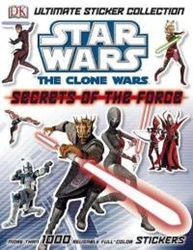 Picture of Star Wars Clone Wars Secrets of the Force Ultimate Sticker Collection