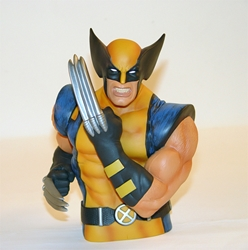 Picture of Wolverine Masked Bust Bank