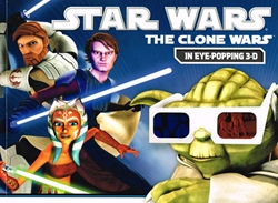 Picture of Star Wars The Clone Wars in Eye-Popping 3-D