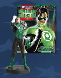 Picture of DC Superhero Figurine Collection Magazine #4 Green Lantern
