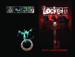 Picture of Locke and Key Vol 01 SC Welcome to Lovecraft
