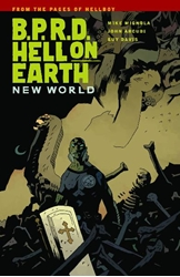 Picture of BPRD Hell On Earth TP VOL 01 New World