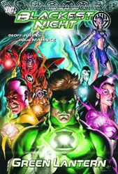 Picture of Blackest Night Green Lantern TP