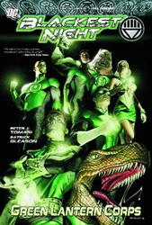 Picture of Blackest Night Green Lantern Corps TP