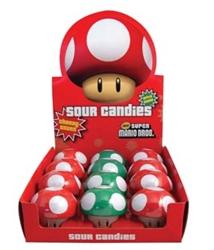 Picture of Super Mario Bros Mushroom Tin
