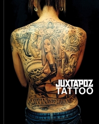 Picture of Juxtapoz Tattoo