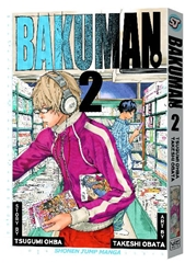 Picture of Bakuman Vol 02 SC Chocolate and Akamaru