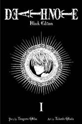 Picture of Death Note Vol 01 SC Black Edition