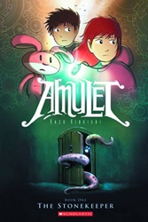 Picture of Amulet Vol 01 SC Stonekeeper