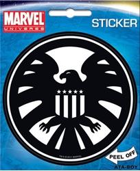 Picture of Shield Symbol Die Cut Sticker