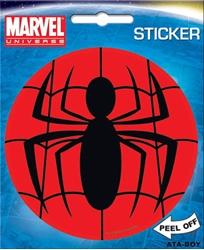 Picture of Spider-Man Symbol Die Cut Sticker