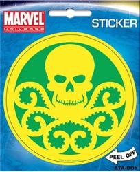 Picture of Hydra Symbol Die Cut Sticker