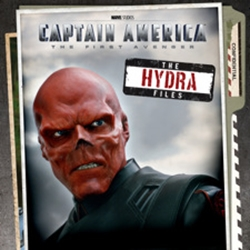 Picture of Captain America the First Avenger: The Hydra Files