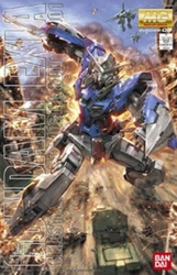 Picture of Gundam 00 Gundam Exia Celestial Being Mobile Suit GN-001 MG 1/100 Scale Model Kit
