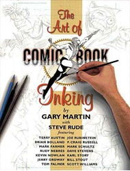 Picture of Art of Comic Book Inking SC