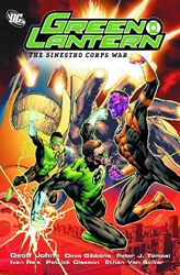 Picture of Green Lantern Sinestro Corps War SC