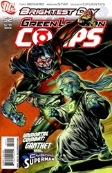 Picture of Green Lantern Corps (2006) #52