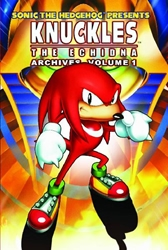 Picture of Knuckles the Echidna Archives Vol 01 SC