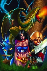 Picture of Grimm Fairy Tales Vol 10 SC