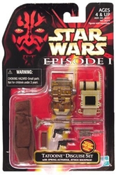 Picture of Star Wars Episode I Tatooine Disguise Set