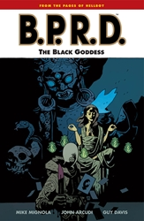 Picture of BPRD TP VOL 11 Black Goddess