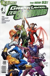 Picture of Green Lantern New Guardians #1
