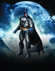 Picture of Batman Arkham Asylum Action Figure