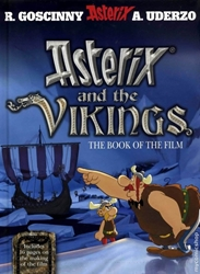 Picture of Asterix and the Vikings SC Book of the Film