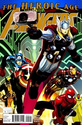 Picture of Avengers (2010) #5