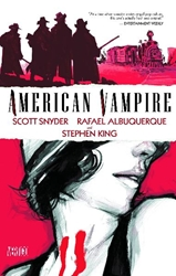 Picture of American Vampire TP VOL 01