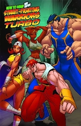 Picture of How To Draw Street-Fighting Warriors Turbo