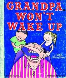 Picture of Grandpa Wont Wake Up HC (Mr)