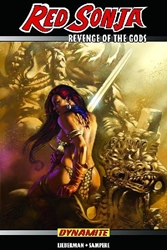 Picture of Red Sonja Revenge of the Gods SC
