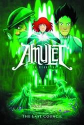 Picture of Amulet Vol 04 SC Last Council